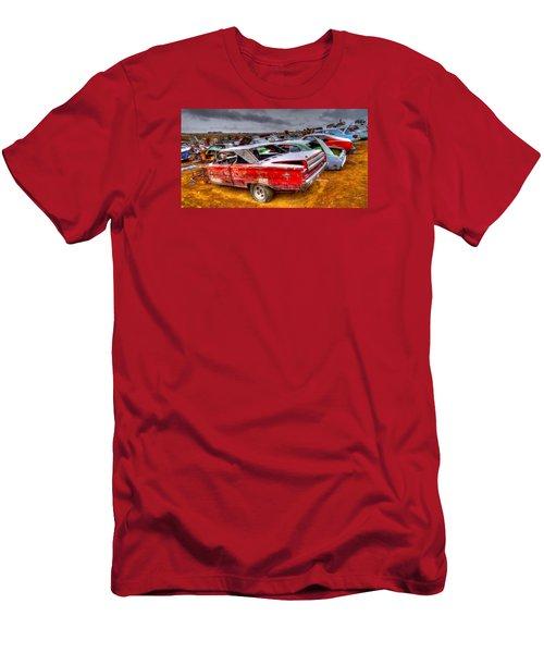 Big Red Men's T-Shirt (Athletic Fit)