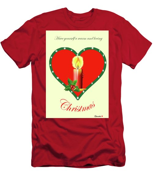 Christmas Men's T-Shirt (Athletic Fit)