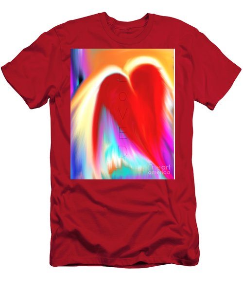 Loved Men's T-Shirt (Athletic Fit)