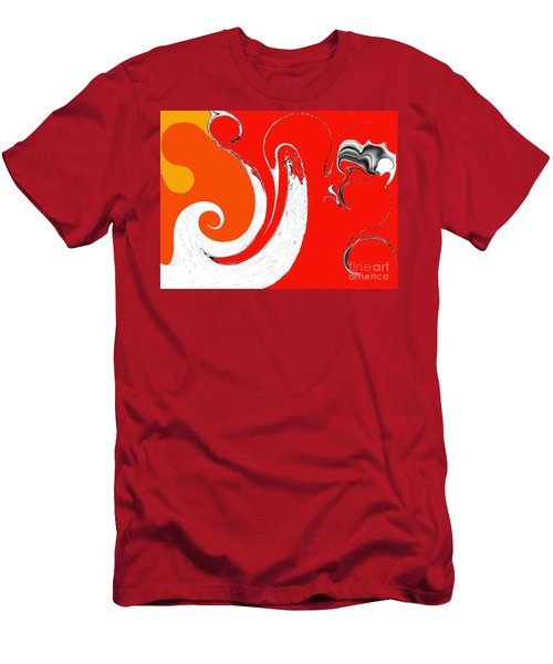 Liquid Wonders Men's T-Shirt (Athletic Fit)