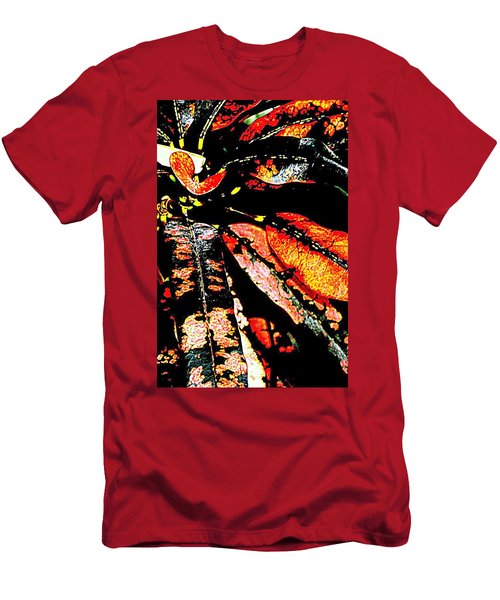 Natures Gift  Two Men's T-Shirt (Athletic Fit)