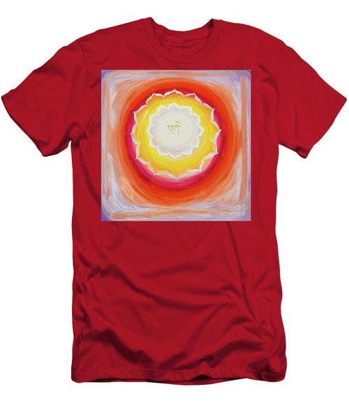 Purna Yantra Men's T-Shirt (Athletic Fit)