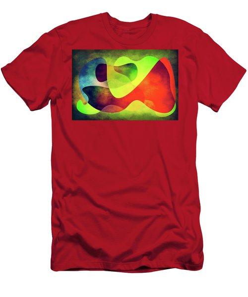 Shapes 3 Men's T-Shirt (Athletic Fit)