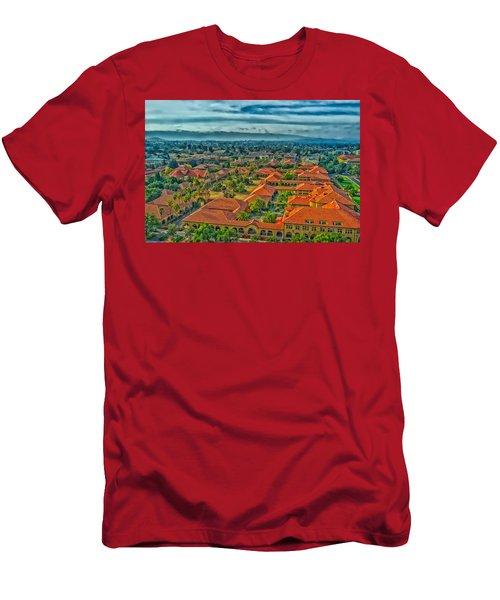 Stanford University Men's T-Shirt (Athletic Fit)