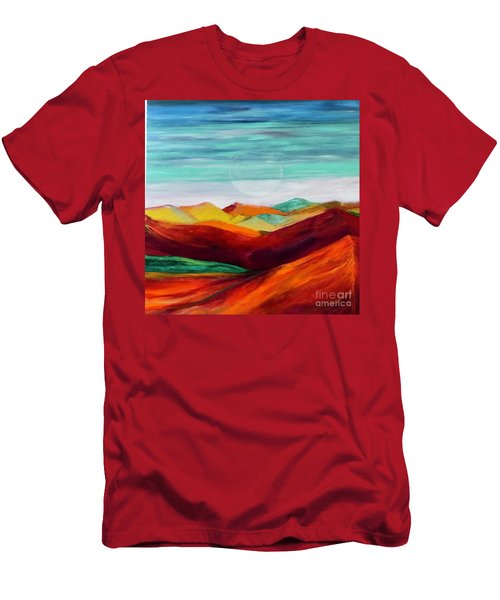 The Hills Are Alive Men's T-Shirt (Athletic Fit)