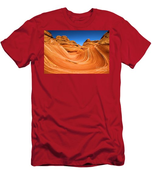 The Wave Men's T-Shirt (Athletic Fit)