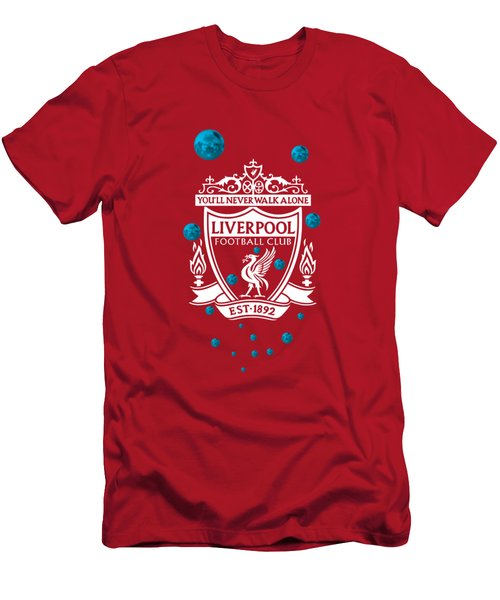 Tribute To Liverpool 4 Men's T-Shirt (Athletic Fit)