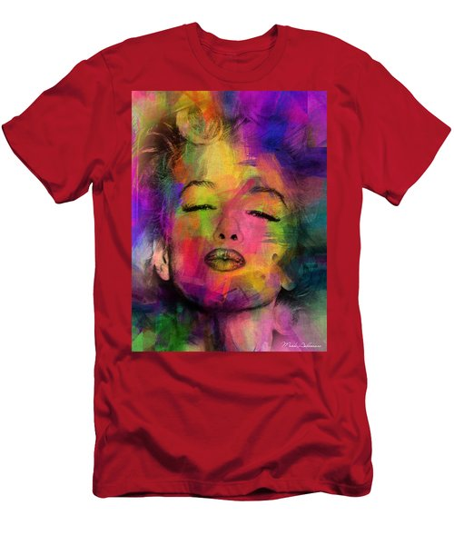 Marilyn Monroe Men's T-Shirt (Athletic Fit)