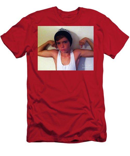 Age 14 Men's T-Shirt (Slim Fit)