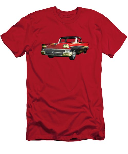1958 Ford Ranchero 1st Generation Men's T-Shirt (Athletic Fit)