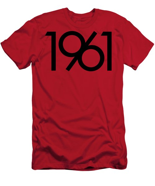 1961 Men's T-Shirt (Athletic Fit)
