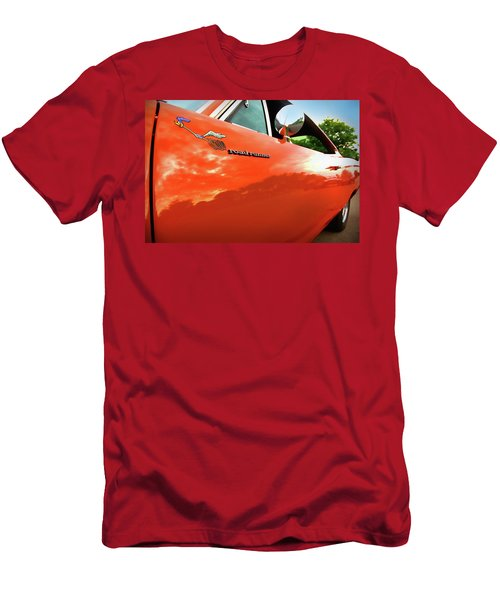 1969 Plymouth Road Runner 440 Roadrunner Men's T-Shirt (Athletic Fit)