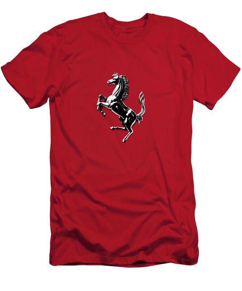 Ferrari Men's T-Shirt (Athletic Fit)