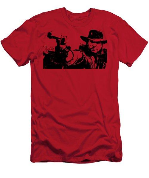 John Marston Men's T-Shirt (Athletic Fit)