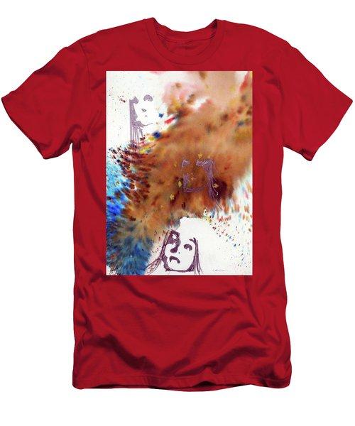 Juno Who Men's T-Shirt (Slim Fit) by Ed Heaton