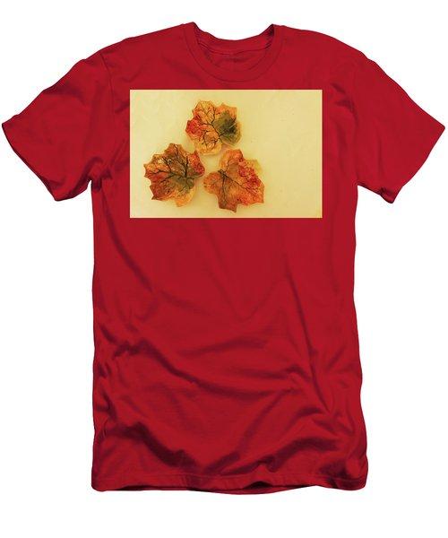 Little Leif Dish Men's T-Shirt (Slim Fit) by Itzhak Richter