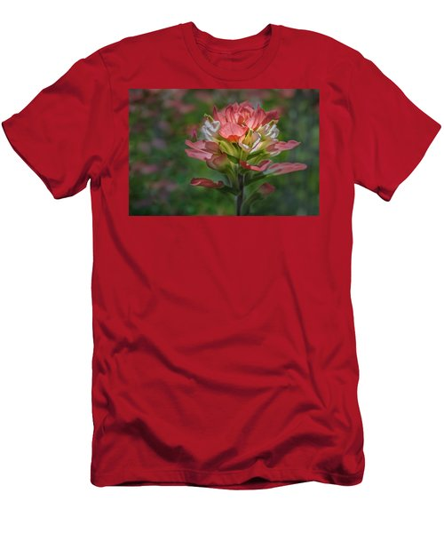Spring Colors Men's T-Shirt (Athletic Fit)