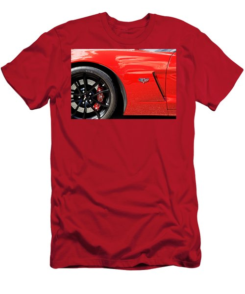 2013 Corvette Men's T-Shirt (Athletic Fit)