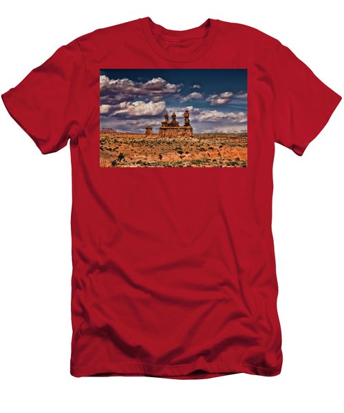 Goblin Valley Men's T-Shirt (Athletic Fit)