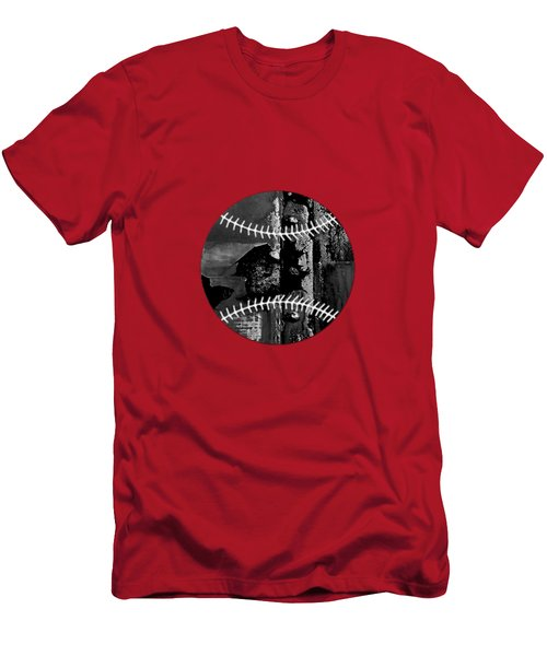 Baseball Collection Men's T-Shirt (Slim Fit) by Marvin Blaine