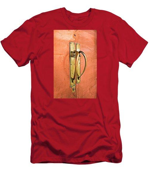 Door Handle Men's T-Shirt (Athletic Fit)