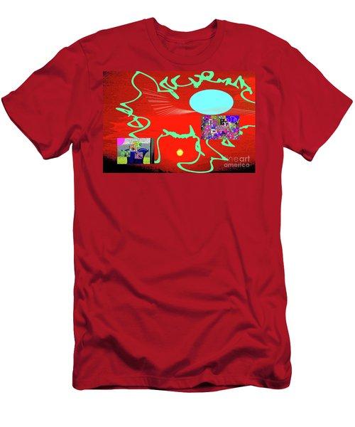 8-18-2057g Men's T-Shirt (Athletic Fit)