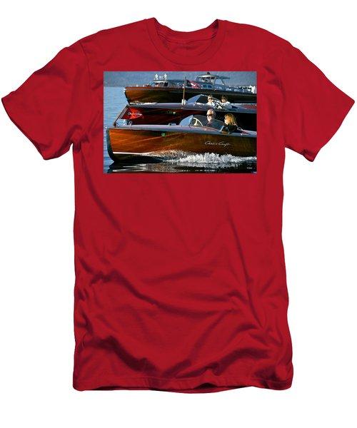 April 11 Prices Men's T-Shirt (Athletic Fit)