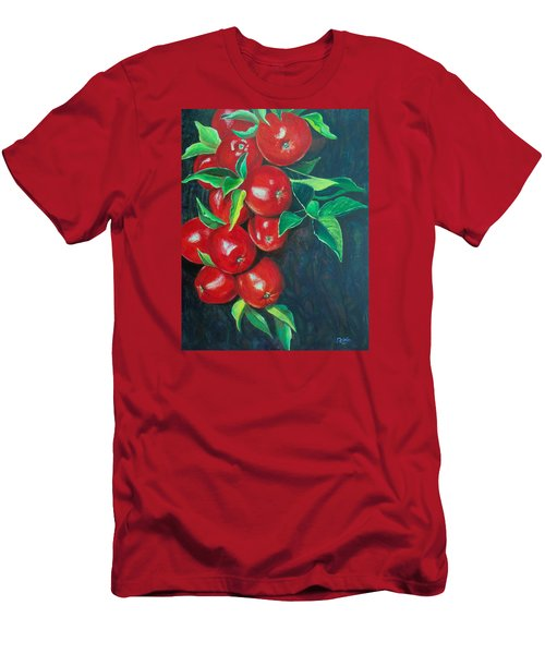 A Bumper Crop Men's T-Shirt (Slim Fit) by Susan DeLain