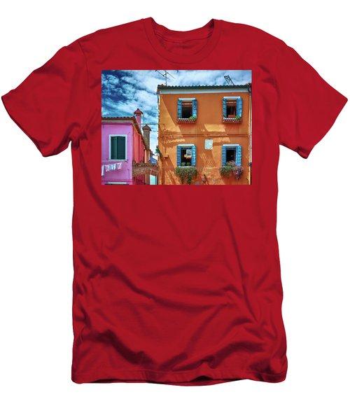 A Fragment Of Color Men's T-Shirt (Athletic Fit)