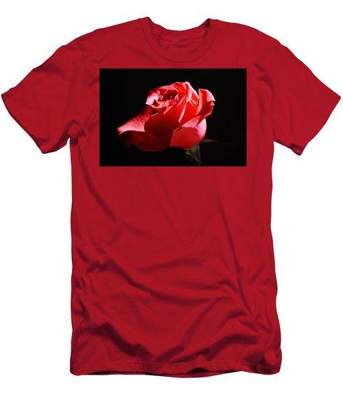A Rose Men's T-Shirt (Athletic Fit)
