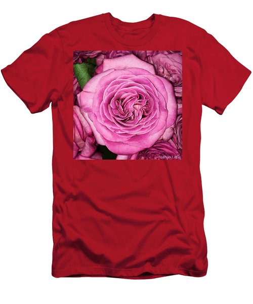 A Thousand Petals Men's T-Shirt (Athletic Fit)