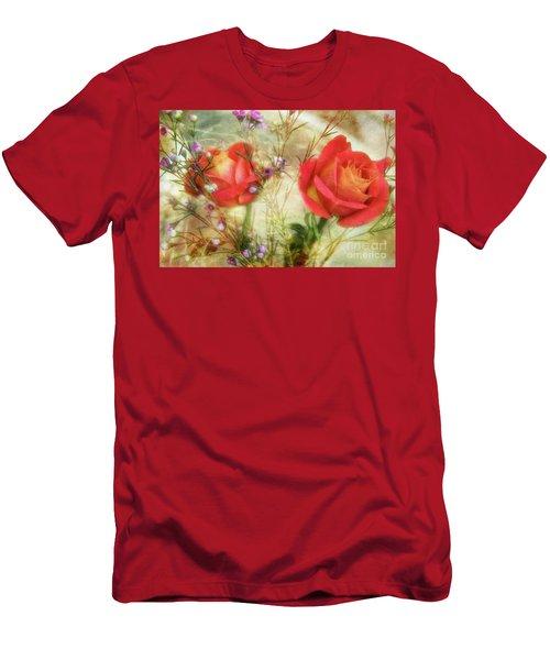 A Treasure Men's T-Shirt (Slim Fit) by Joan Bertucci