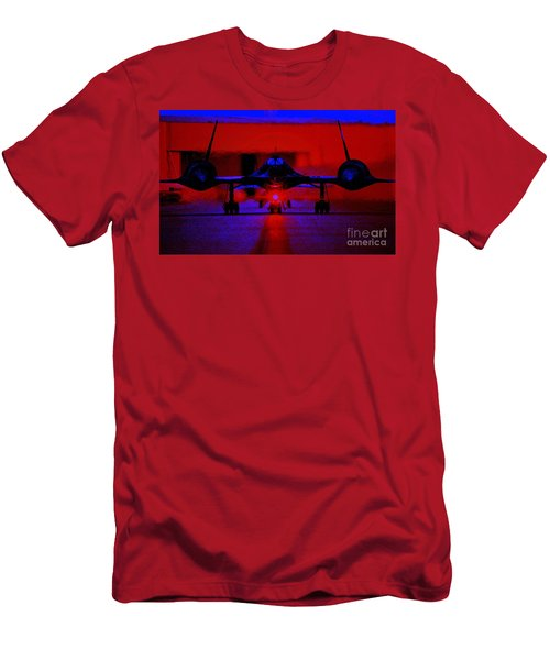 A Very Fast Taxi Men's T-Shirt (Athletic Fit)