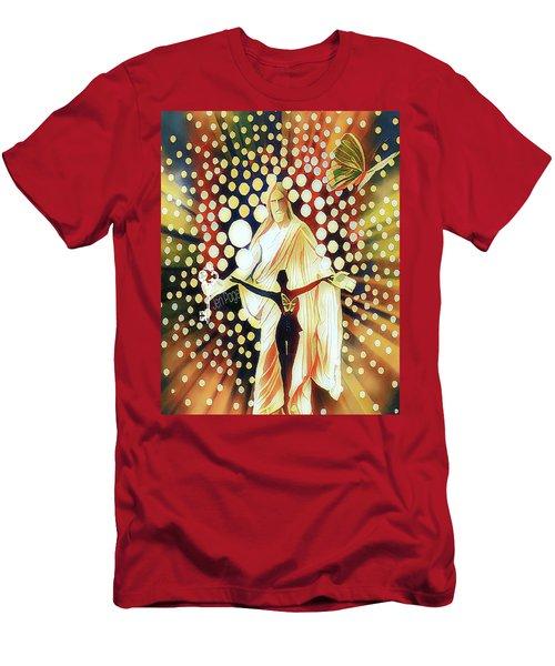 Abide Men's T-Shirt (Athletic Fit)