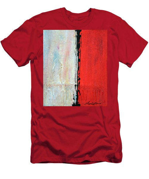 Abstract 200803 Men's T-Shirt (Athletic Fit)