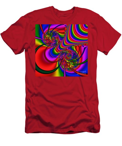 Abstract 511 Men's T-Shirt (Athletic Fit)