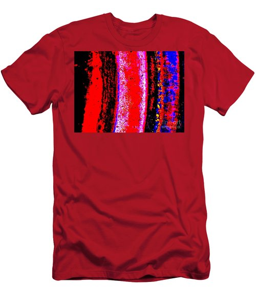 Abstract  Abstraction Men's T-Shirt (Slim Fit) by Tim Townsend