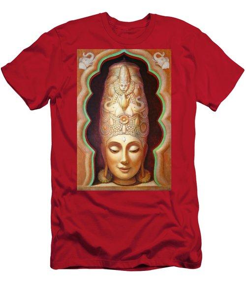 Abundance Meditation Men's T-Shirt (Athletic Fit)