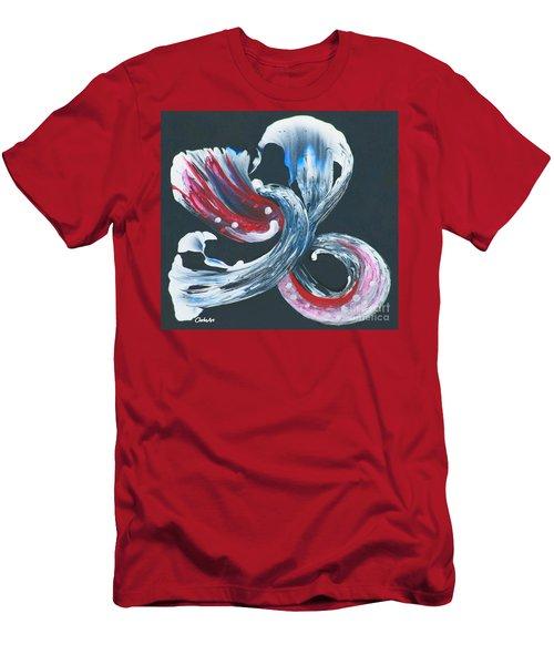 Ad Infinitum Men's T-Shirt (Athletic Fit)