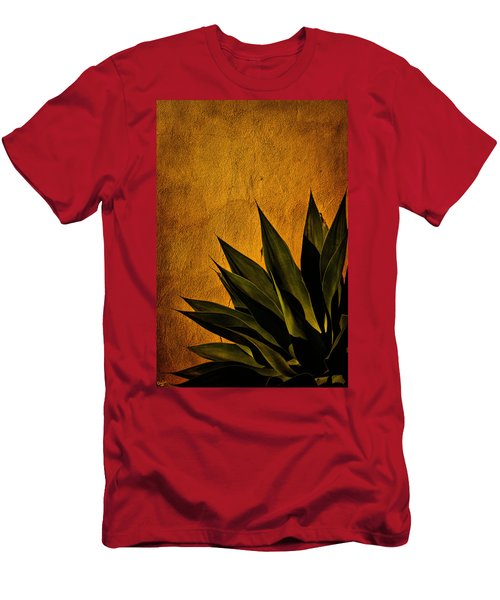 Adobe And Agave At Sundown Men's T-Shirt (Athletic Fit)