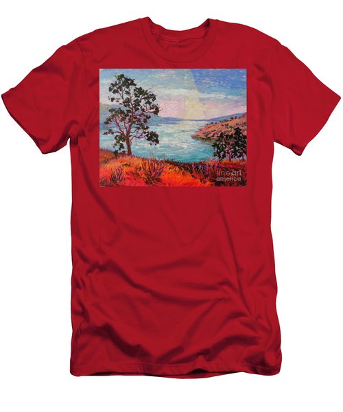 After Sunrise Men's T-Shirt (Athletic Fit)