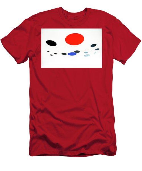 Alexander Calder Mobile 1 Men's T-Shirt (Athletic Fit)