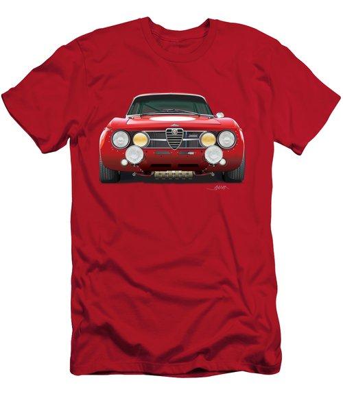 alfa romeo GTA for t-shirts Men's T-Shirt (Athletic Fit)