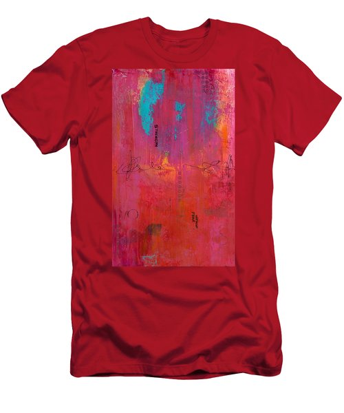 All The Pretty Things Men's T-Shirt (Athletic Fit)