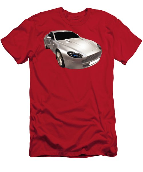 Am Sports Car Art Men's T-Shirt (Athletic Fit)