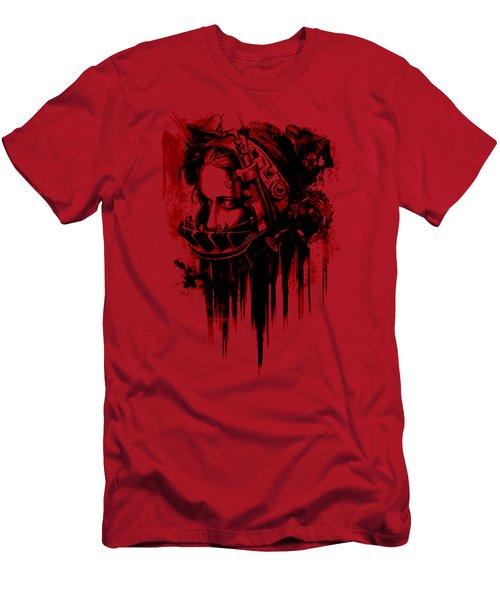 Amanda Young Men's T-Shirt (Athletic Fit)