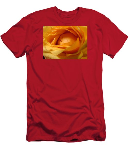 Amber's Rose Men's T-Shirt (Athletic Fit)