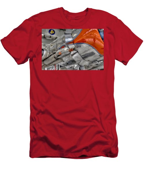 American 4plane, Airplane, Vintage Plane, War Plane, Museum Plane, Air Plane Museum, Air Craft. Cali Men's T-Shirt (Athletic Fit)