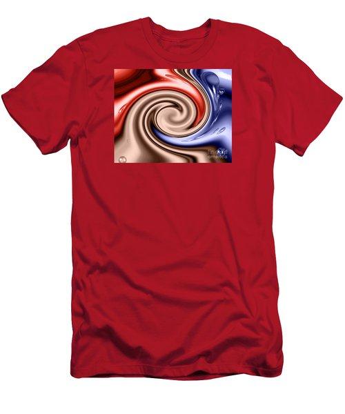 American Turmoil Men's T-Shirt (Athletic Fit)