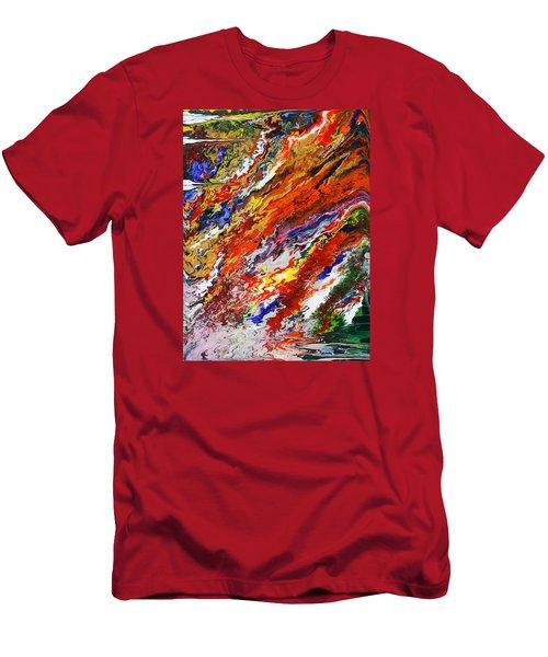 Amplify Men's T-Shirt (Slim Fit) by Ralph White